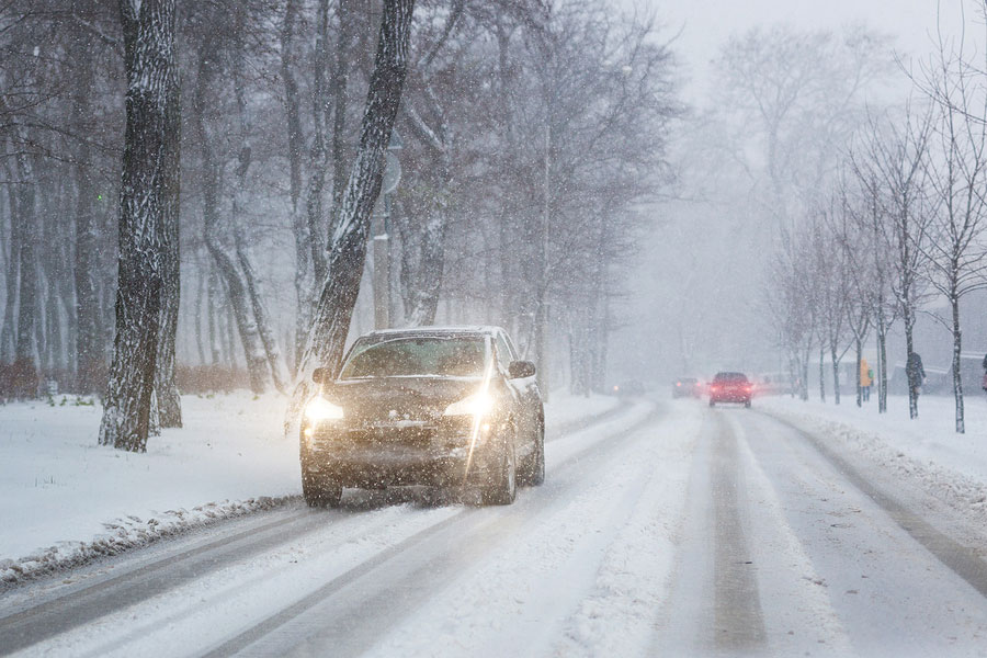 How To Prepare Your Vehicle For Winter Driving
